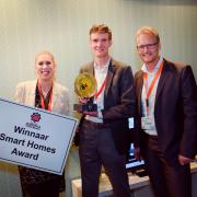 Consyst en tanteLouise winnen prijs met project Vissershaven!
