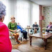 Koningin Máxima opent verpleeghuis Hof van Nassau